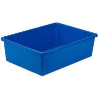 Honey-Can-Doa ¢ Plastic Storage Bin in Blue