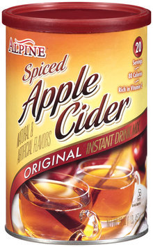 Alpine® Spiced Apple Cider Original 16 Oz Canister