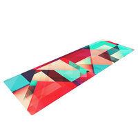 Kess Inhouse Still New by Danny Ivan Yoga Mat