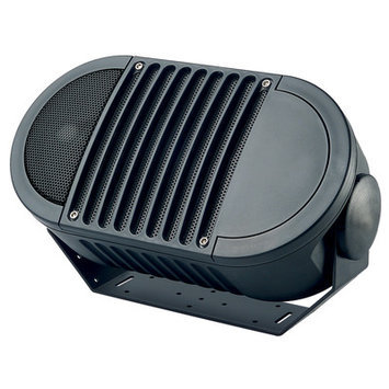 Bogen A8 Indoor/Outdoor Speaker - 2-way - Black - 8 Ohm
