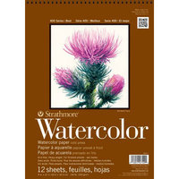 Strathmore 400 Series Watercolor Paper Pads