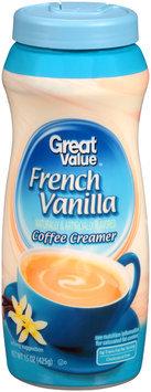 Great Value™ French Vanilla Coffee Creamer