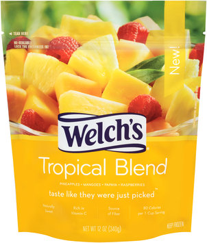 Welch's Tropical Blend 12 oz. Stand-Up Bag