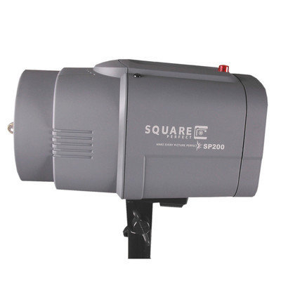 Square Perfect 200W/S SP200 Strobe / Flash Head Photography Studio Lighting