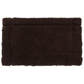 Jovi Home Harmony Micro Fiber Bath Mat - Color: Brown, Size: 27 x 45