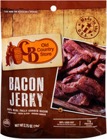 CB Old Country Store™ Bacon Jerky 2.75 oz. Pouch