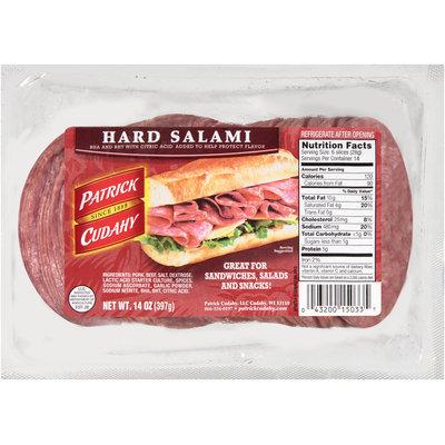 Patrick Cudahy Hard Salami 14 oz. Package