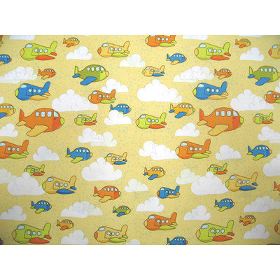 Stwd Flying Airplanes Crib Sheet