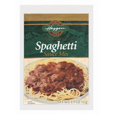 Haggen Italian Style Spaghetti Sauce Mix 1.5 Oz Packet