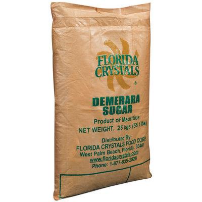 Florida Crystals Demerara Sugar 55.1 Lb Bag