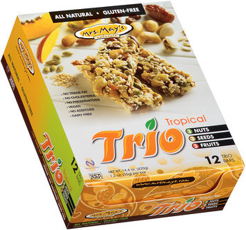 Mrs. May's® Naturals Trio Tropical Snack Bars