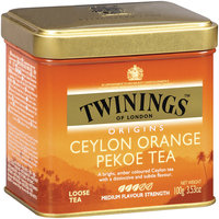 Twinings of London® Origins Ceylon Orange Pekoe Tea Medium Tea Strength