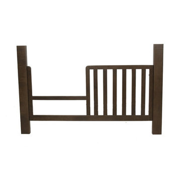 Kidz Decoeur Augusta Daybed Conversion Kit Finish: Cocoa