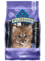 THE BLUE BUFFALO CO. BLUE™ Wilderness® Chicken For Kittens