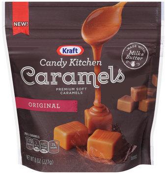 Kraft Candy Kitchen Original Soft Caramels