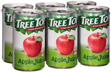 Tree Top® 100% Apple Juice 48-5.5 fl. oz. Cans
