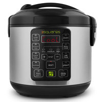 3 Squares Tim3 Machin3 20-Cup Rice Cooker (Black)