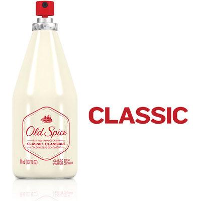 Old Spice Classic Scent Men\'s Cologne Spray 4.25 Fl Oz