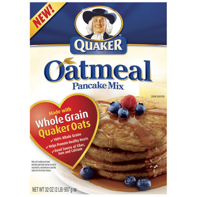 Quaker® Quaker Oatmeal Pancake