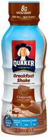 Quaker® Chocolate  Shake