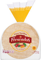 Frescados™ Corn Tortillas 27 oz. Bag