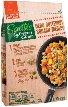 Green Giant® Herb Butternut Squash Medley Sautes 10 oz. Bag