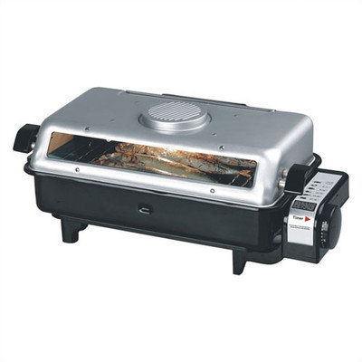 Sunpentown SO-2008 6 qt. Electric Roaster Oven