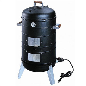 Meco Electric Combo Water Smoker / Grill