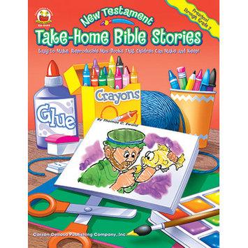 Carson-dellosa Publishing Take-home Bible Stories New