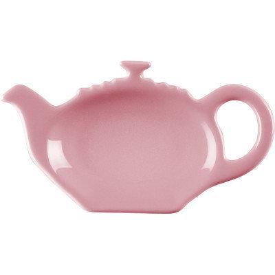 Le Creuset Tea Bag Holder Color: Pink