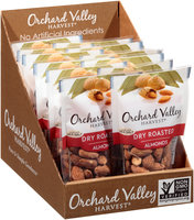 Orchard Valley Harvest® Dry Roasted Almonds 2 oz. Bag