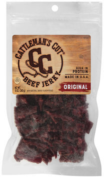 Cattleman's Cut® Original Beef Jerky 10 oz. Bag