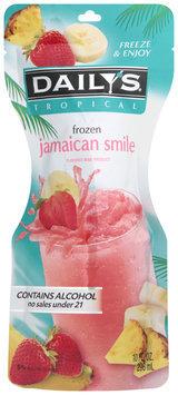 Daily's® Beach Edition Frozen Jamaica Smile 10 fl. oz. Pouch