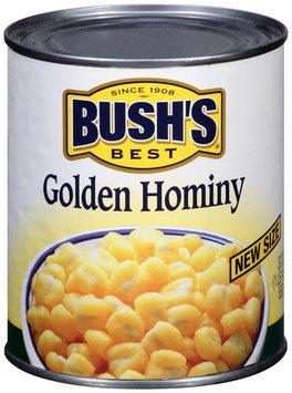 Bush's Best® Golden Hominy 30 oz. Can
