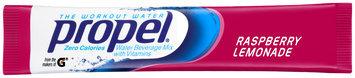 Propel® Raspberry Lemonade Water Beverage Mix with Vitamins .07 oz. Packet