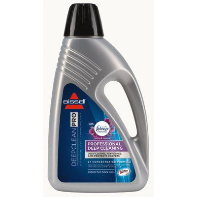 Bissell Professional Deep Clean with Febreze Spring and Renewal Carpet Cleaner