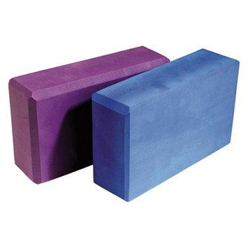 Aeromats Yoga Block Color: Blue