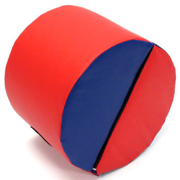 Foamnasium Wheel Color: Red and Blue