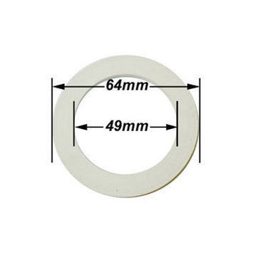 Cuisinox 3 and 4 Cup Alluminum Moka Replacement Gasket
