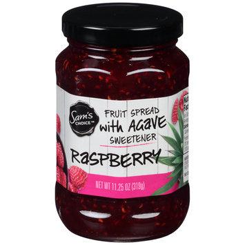 Sam's Choice™ Raspberry Fruit Spread with Agave Sweetener 11.25 oz. Jar