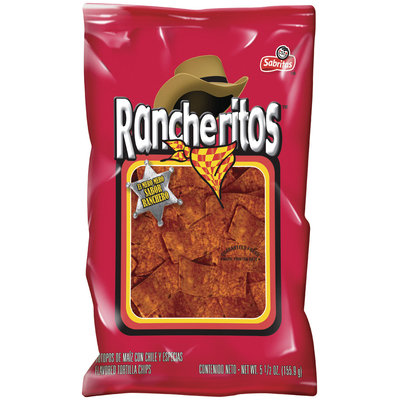Rancheritos  Flavored Tortilla Chips