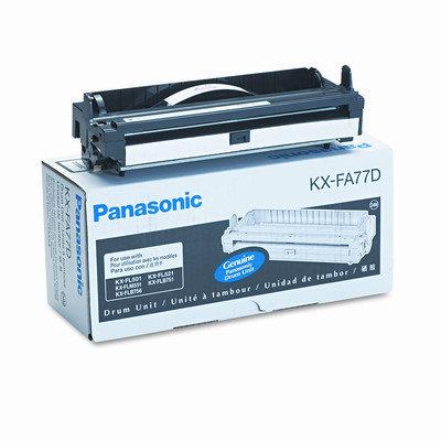 Panasonic KXFA77D Drum Cartridge, Black - Kmart.com