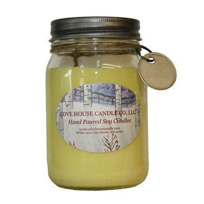Covehousecandleco Monkey Farts Jar Candle