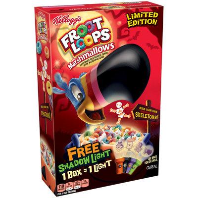 Kellogg's® Froot Loops® with Marshmallows Cereal 16.7 oz. Box