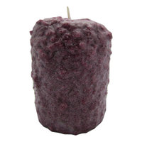 Starhollowcandleco Mulberry Pillar Candle Size: Hearth Fatty 5.5