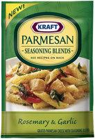 Kraft Rosemary & Garlic Parmesan Seasoning Blend 2 oz Packet