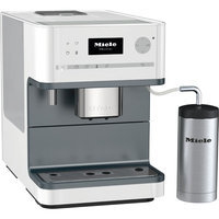 Miele White Whole Bean Countertop Coffee System