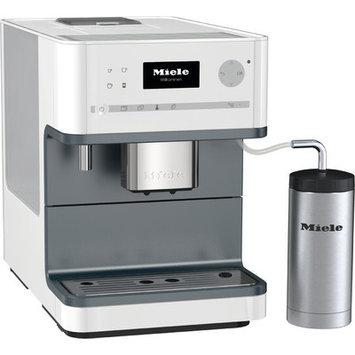 Miele White Whole Bean Countertop Coffee System