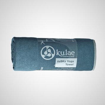 Kulae Zuska Premium Yoga Towel Color: Tangerine