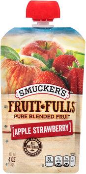 Smucker's® Fruit-Fulls™ Apple Strawberry Pure Blended Fruit 4 oz. Pouch